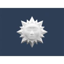 Rozeta hviezdy 1ks 15x15cm