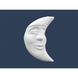 Rozeta mesiac 31x20cm